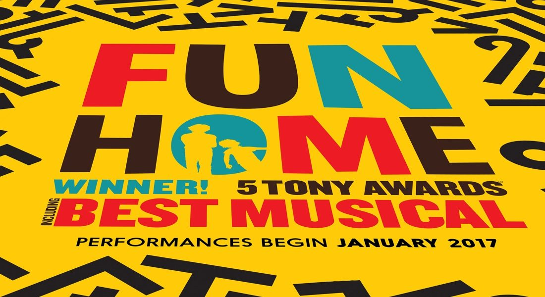 Fun Home by Curran Theater