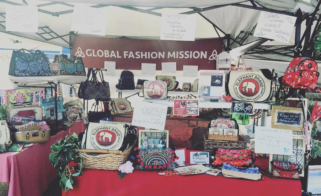 Exhibitors Spotlight: Global Fashion Mission