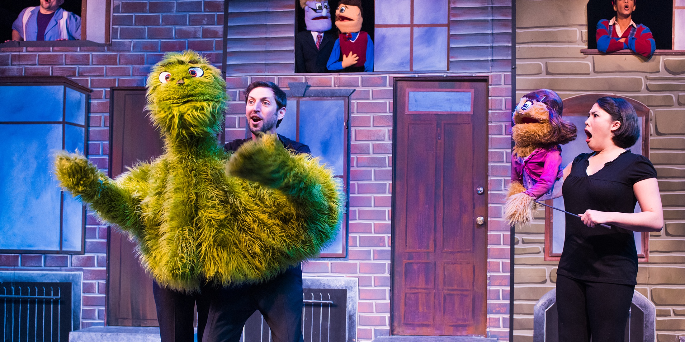 New Conservatory Theatre Center Presents Avenue Q