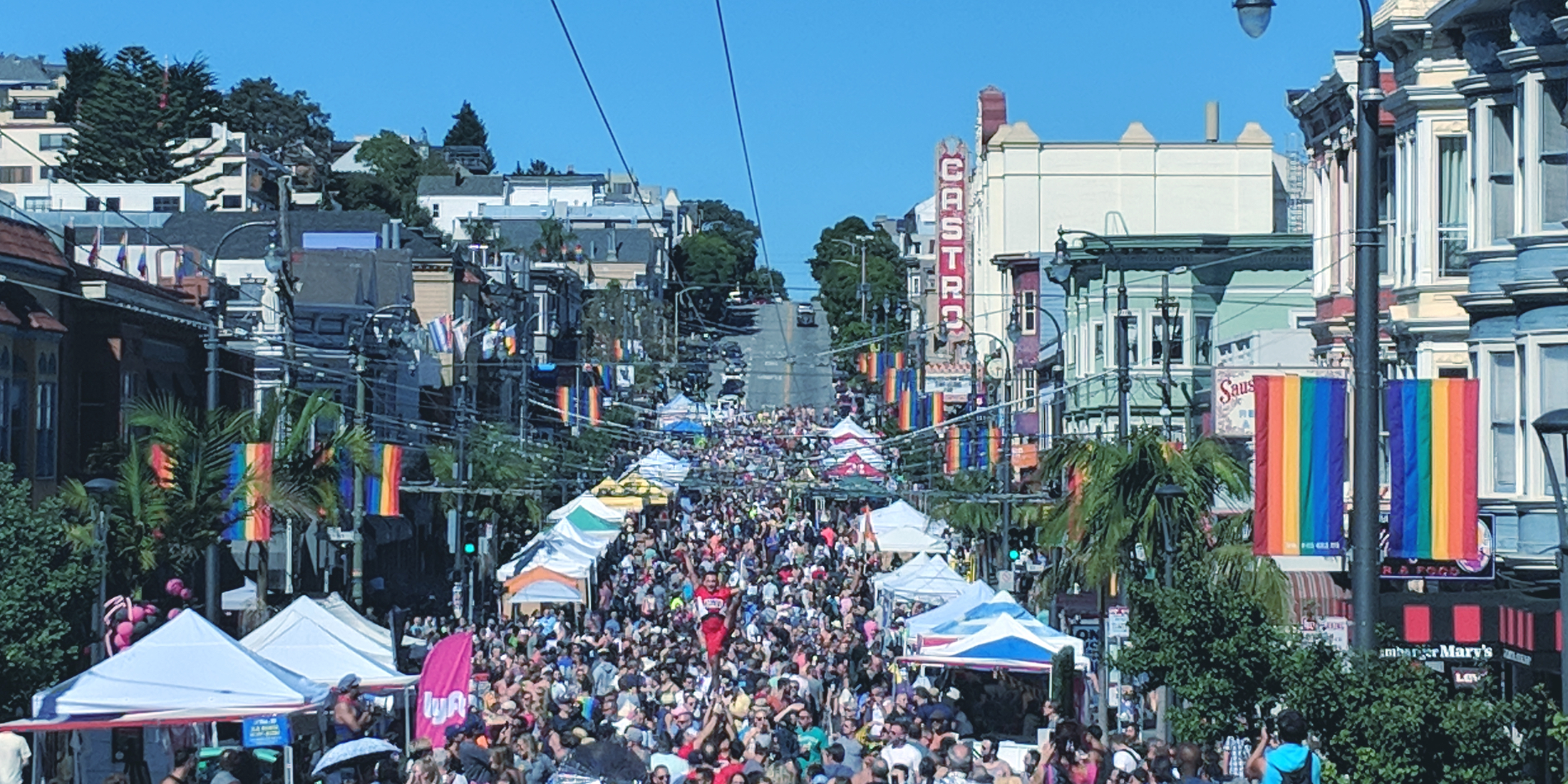 45th annual Castro Street Fair